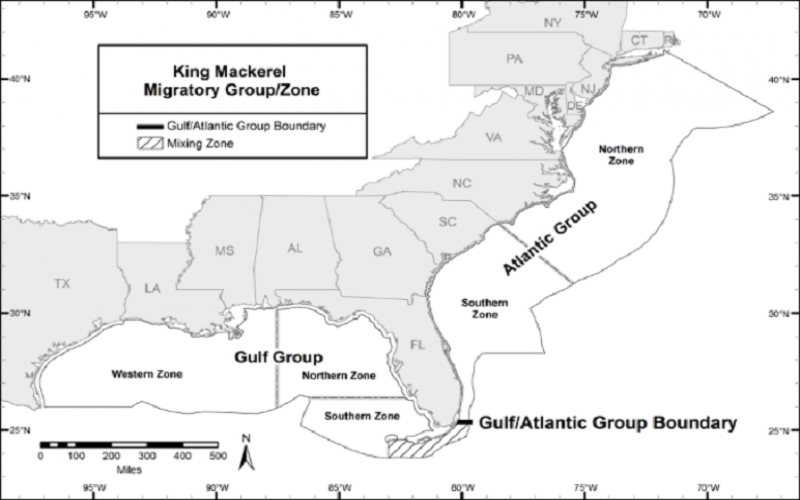 Changes to the King Mackerel Fishery in the Gulf of Mexico and Atlantic Regions